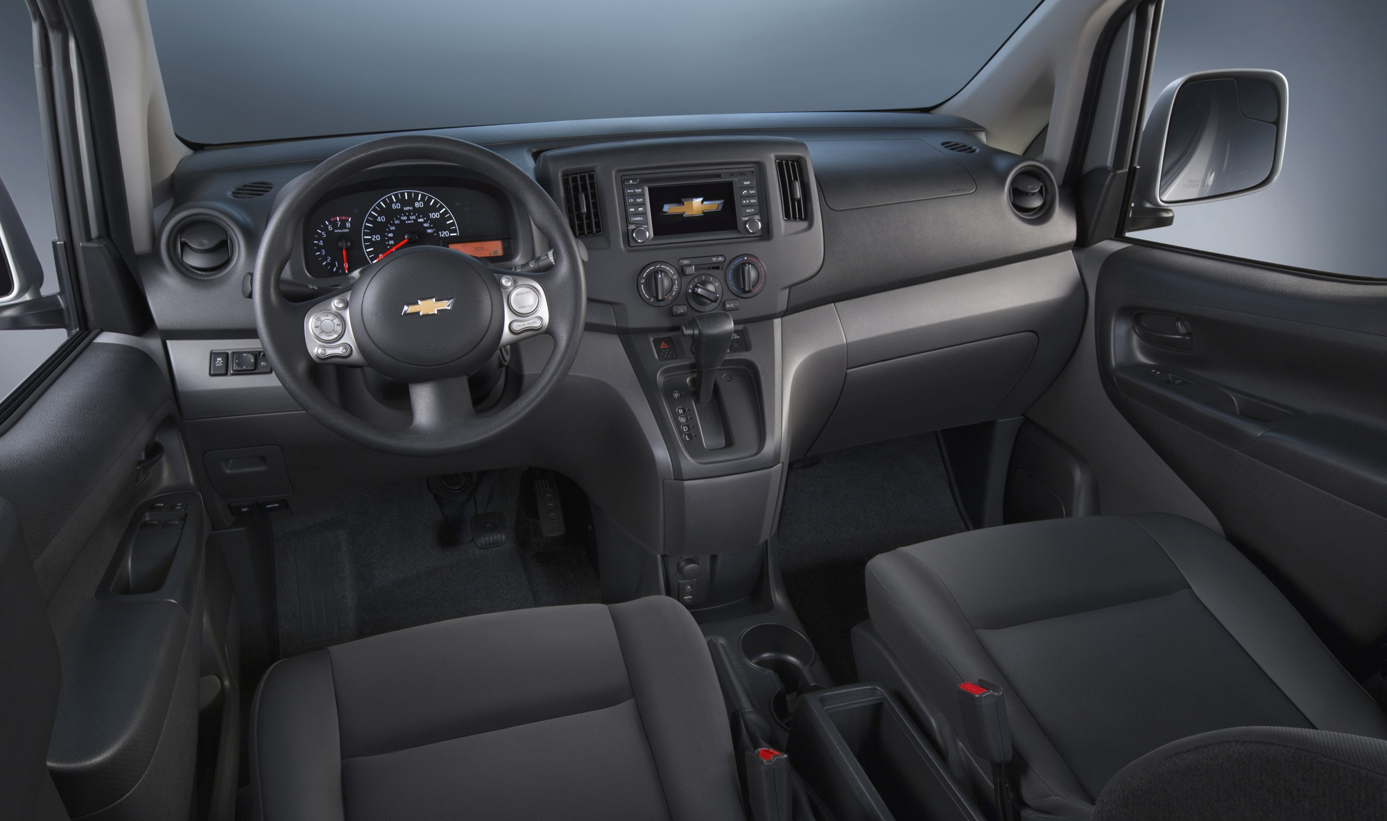 Chevrolet City Express 2015 #11