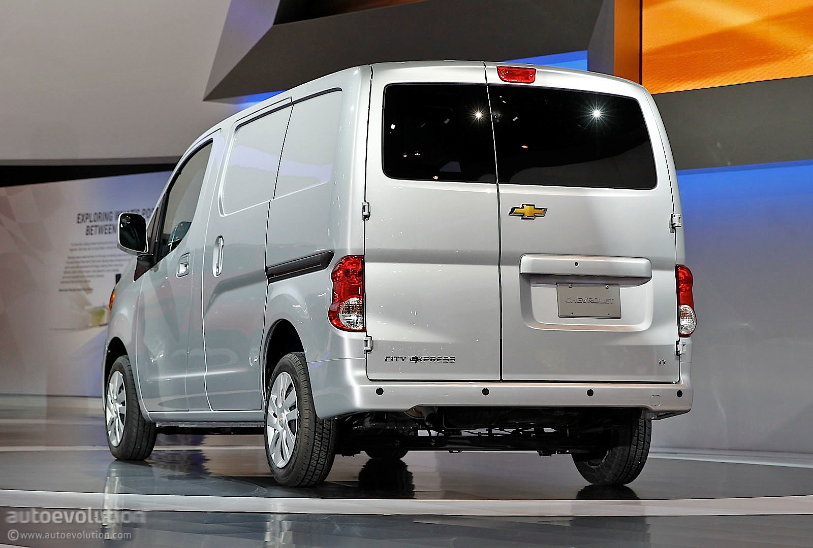 Chevrolet City Express #5