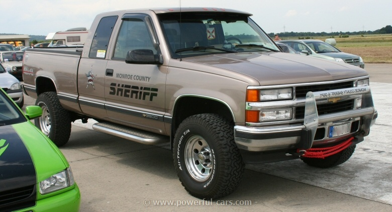 1998 Chevrolet C K 2500 Series Information And Photos