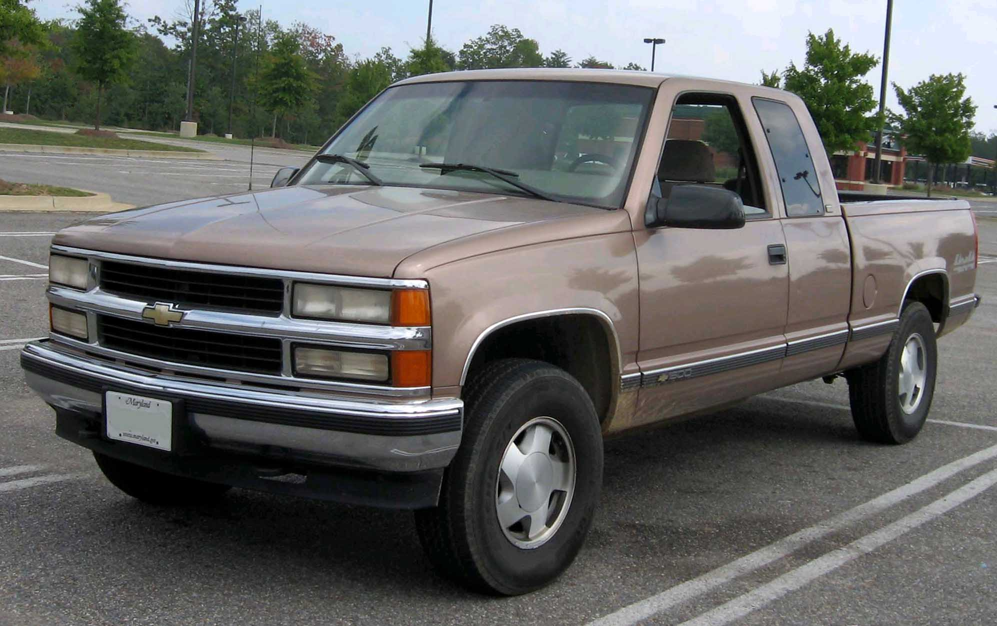 Chevrolet C/K 2500 Series HD Silverado #2