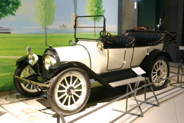 Kia Of Alliance >> 1913 Chevrolet Classic Six - Information and photos - MOMENTcar