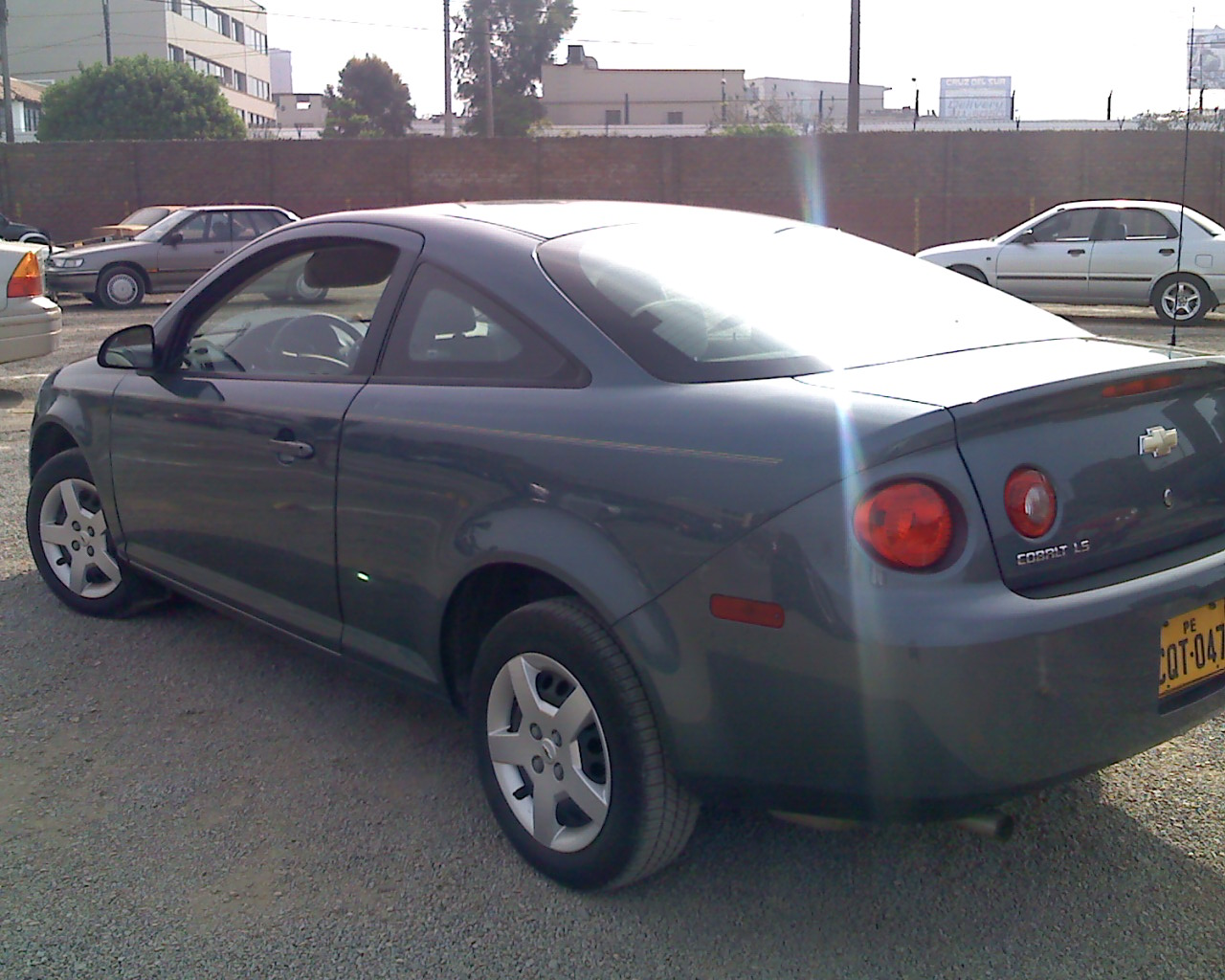 All Types cobalt 2006 : 2006 Chevrolet Cobalt - Information and photos - MOMENTcar