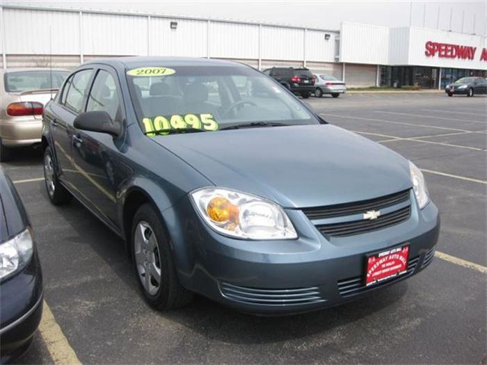 2007 chevrolet cobalt information and photos momentcar. Cars Review. Best American Auto & Cars Review
