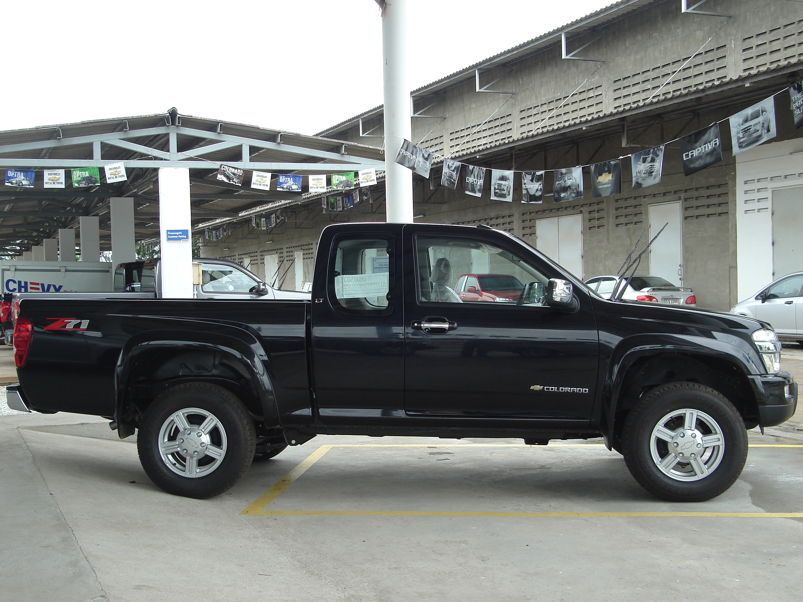 Chevrolet Colorado 2007 #5