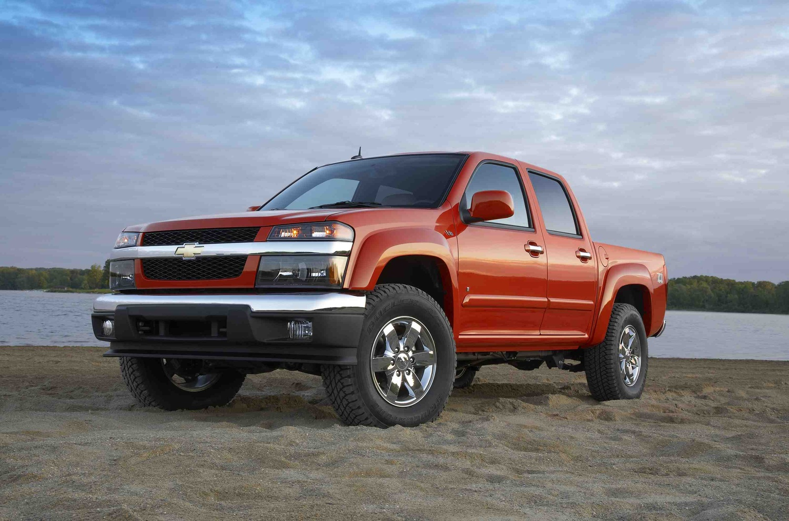 Chevrolet Colorado 2009 #1