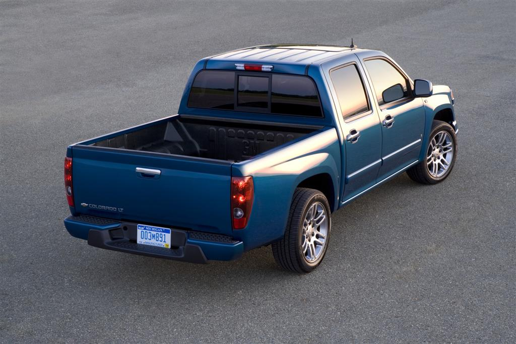 Chevrolet Colorado 2009 #11