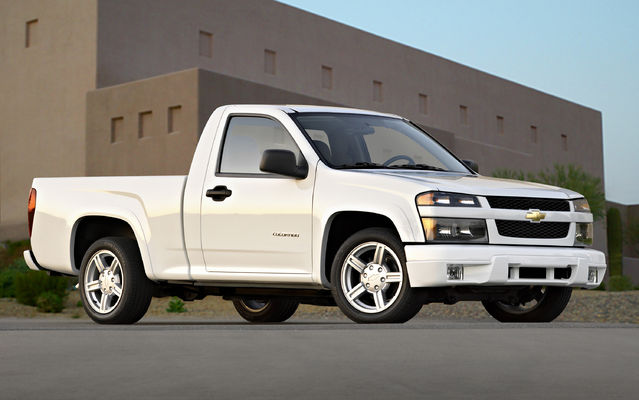 Chevrolet Colorado 2009 #2