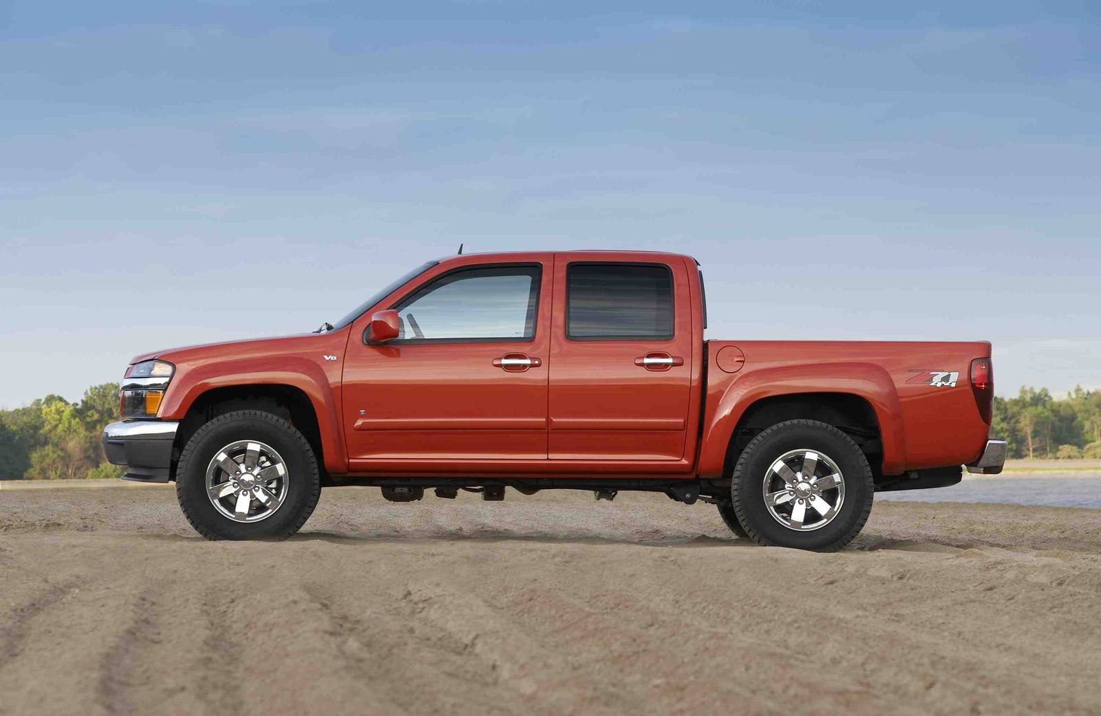 Chevrolet Colorado 2009 #5