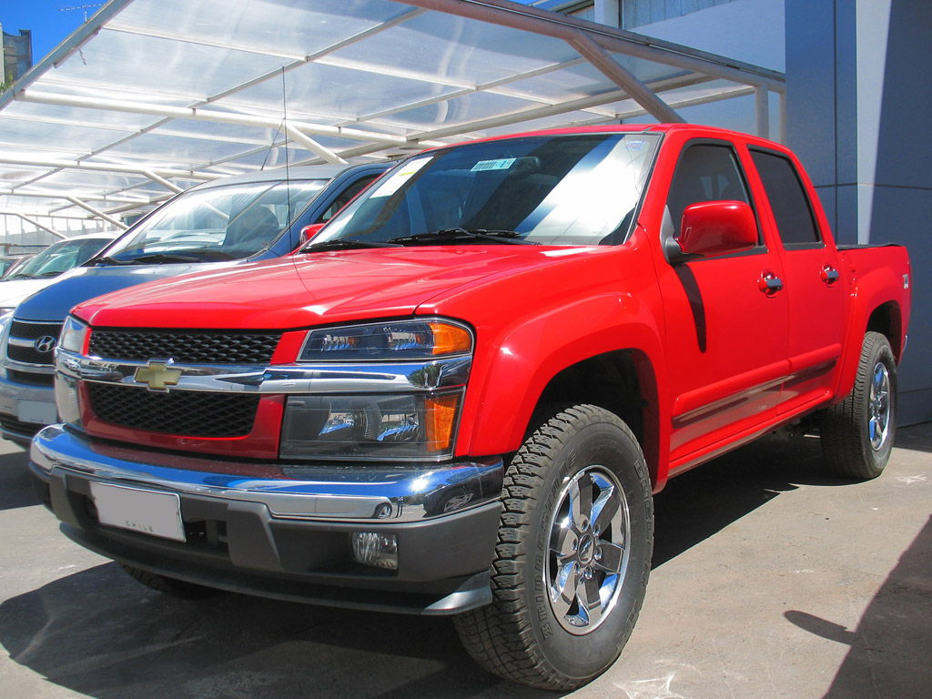 Chevrolet Colorado 2009 #6