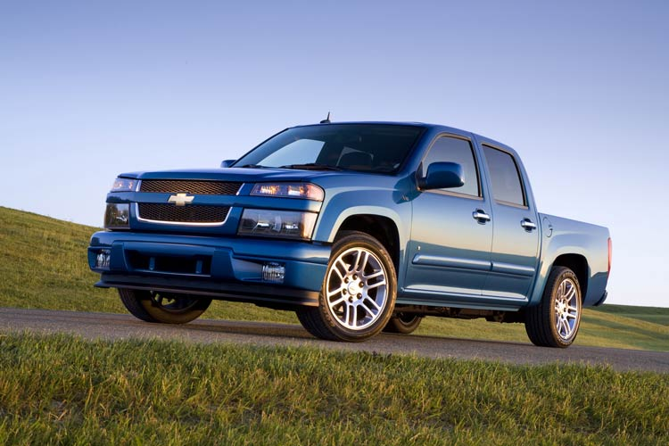 Chevrolet Colorado 2009 #7