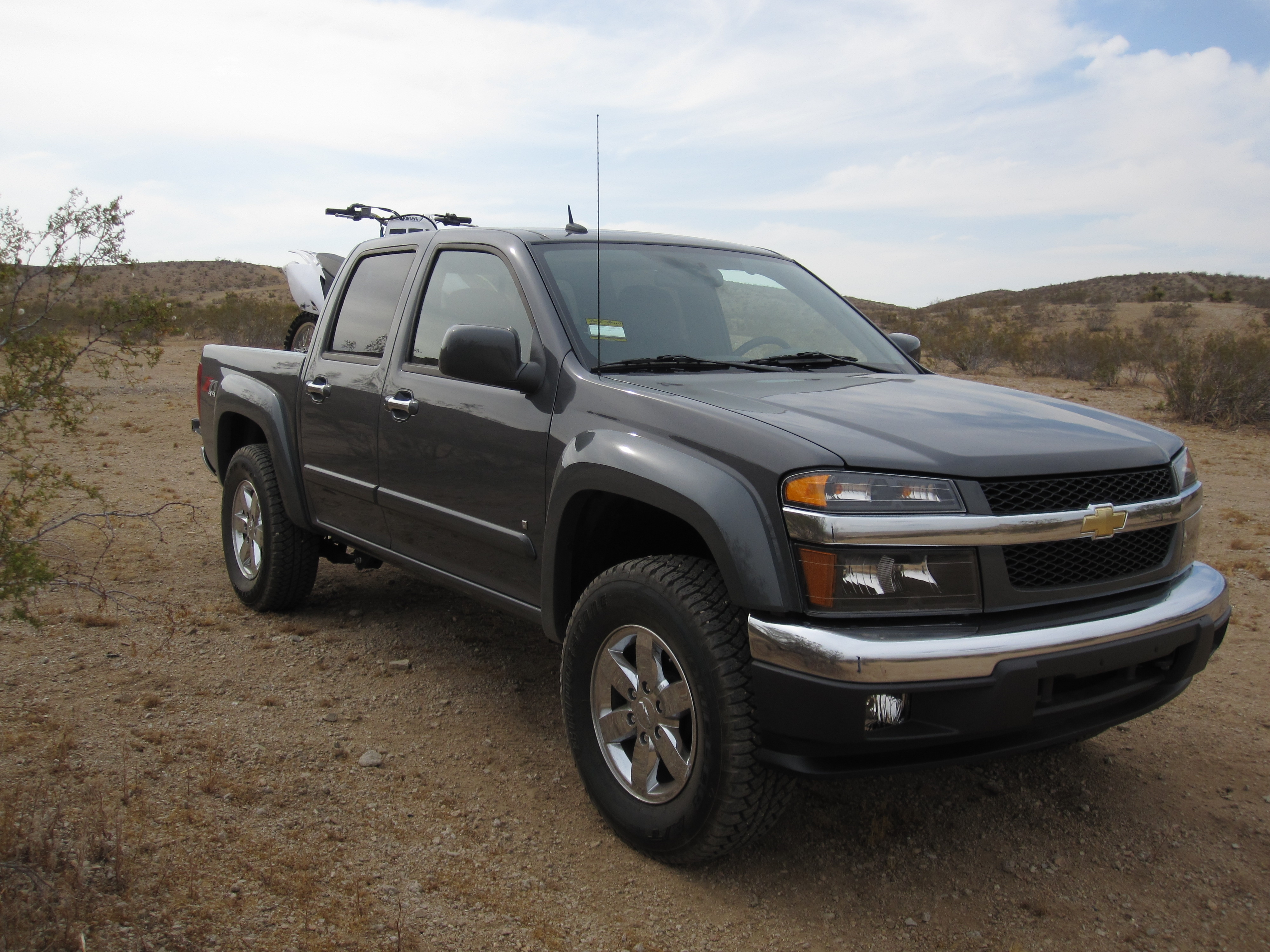 Chevrolet Colorado 2009 #9