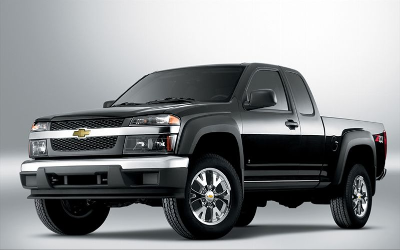 Chevrolet Colorado 2010 #13