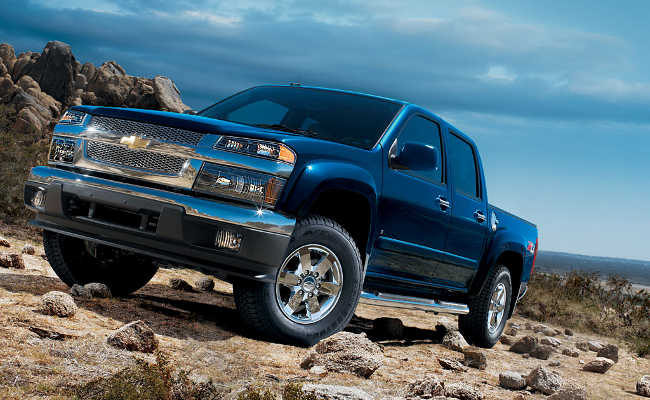 Chevrolet Colorado 2010 #4