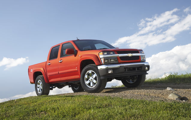 Chevrolet Colorado 2010 #5