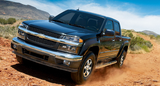 Chevrolet Colorado 2010 #7