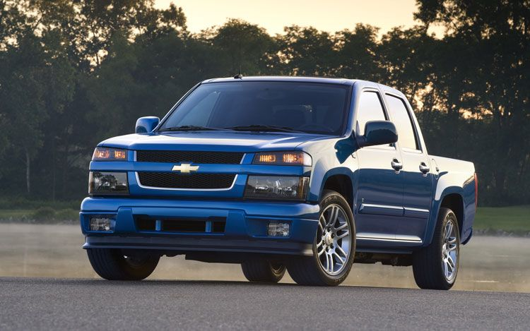 Chevrolet Colorado #8