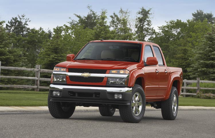 Chevrolet Colorado 2010 #9