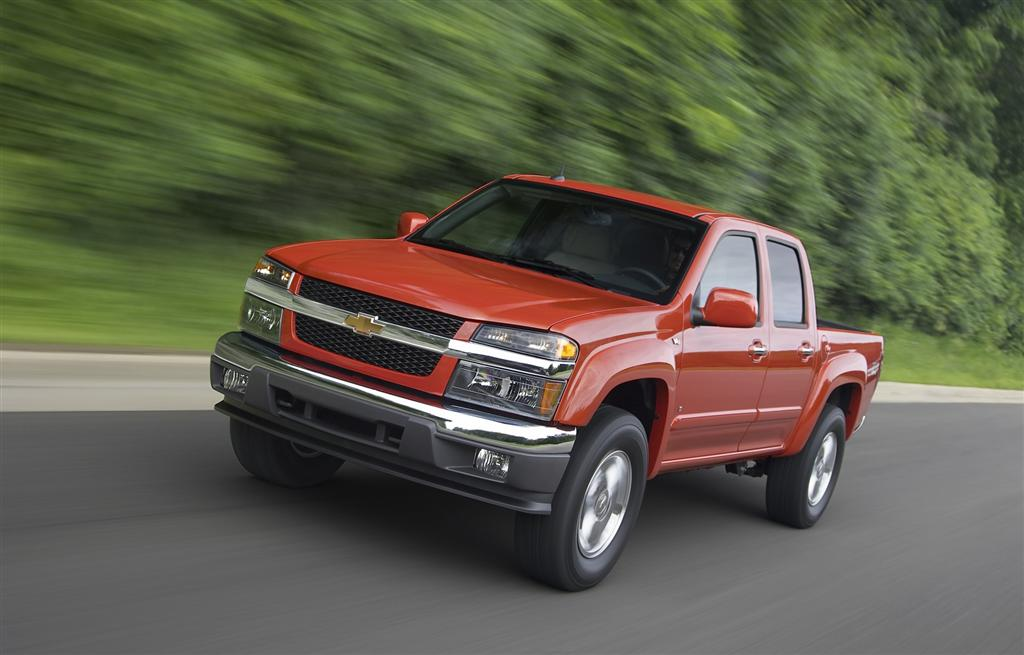 Chevrolet Colorado 2010 #11