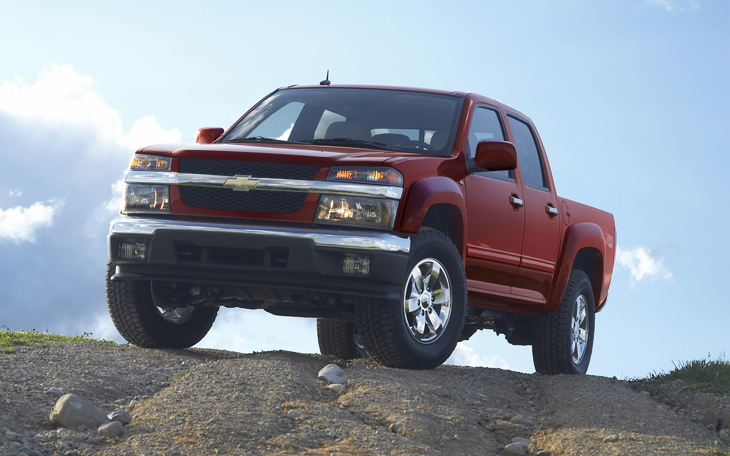 Chevrolet Colorado 2012 #4