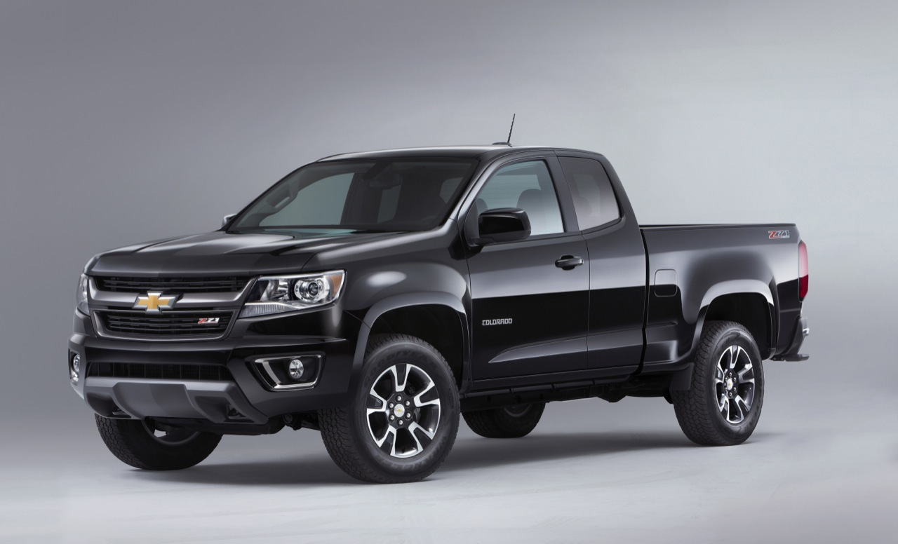 Chevrolet Colorado 2015 #3