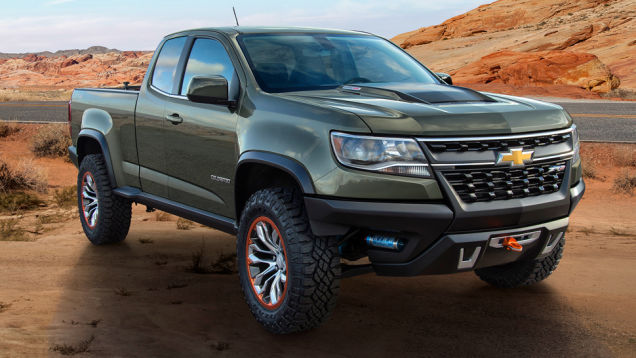Chevrolet Colorado 2015 #12