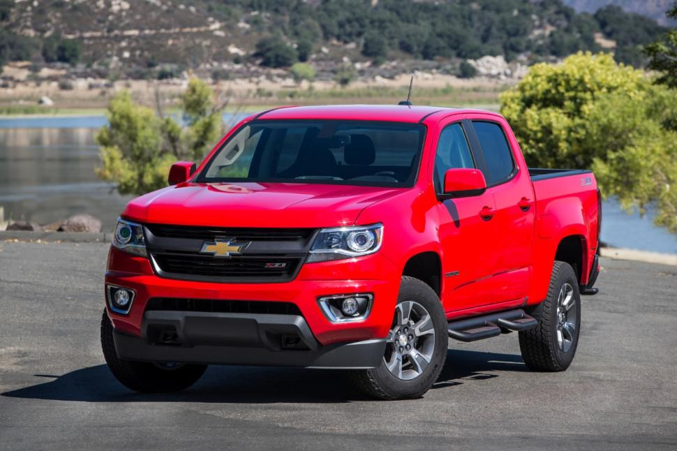 Chevrolet Colorado 2015 #13