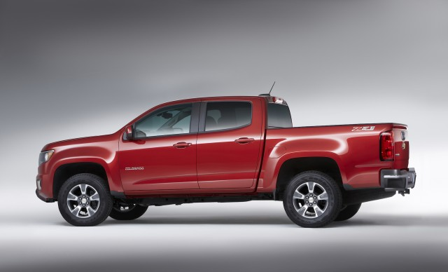 Chevrolet Colorado 2015 #14