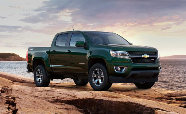 Chevrolet Colorado 2015 #5