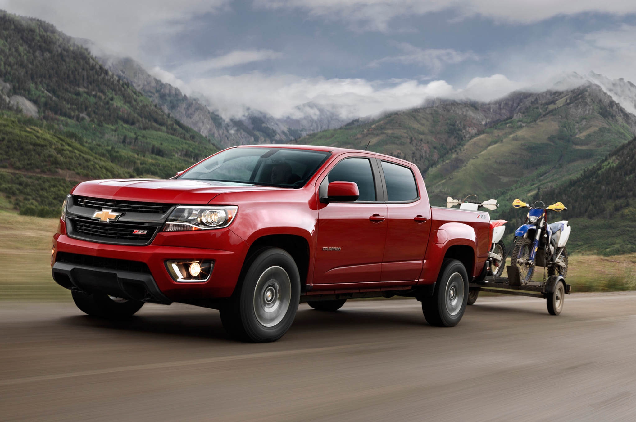 Chevrolet Colorado 2015 #6