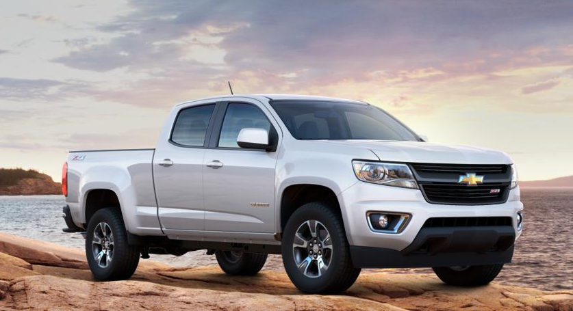 Chevrolet Colorado 2015 #7