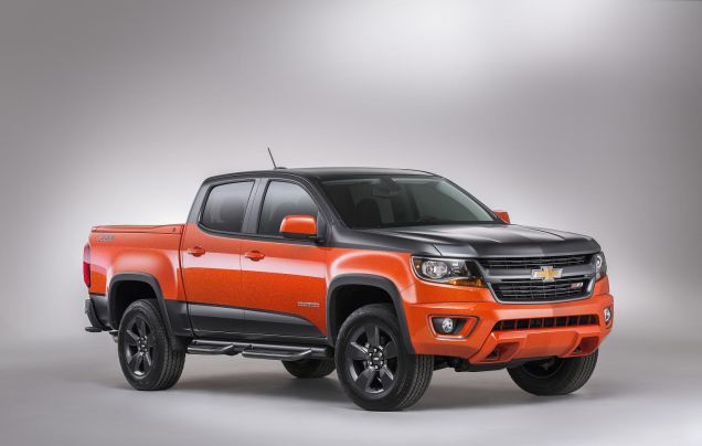 Chevrolet Colorado 2015 #11