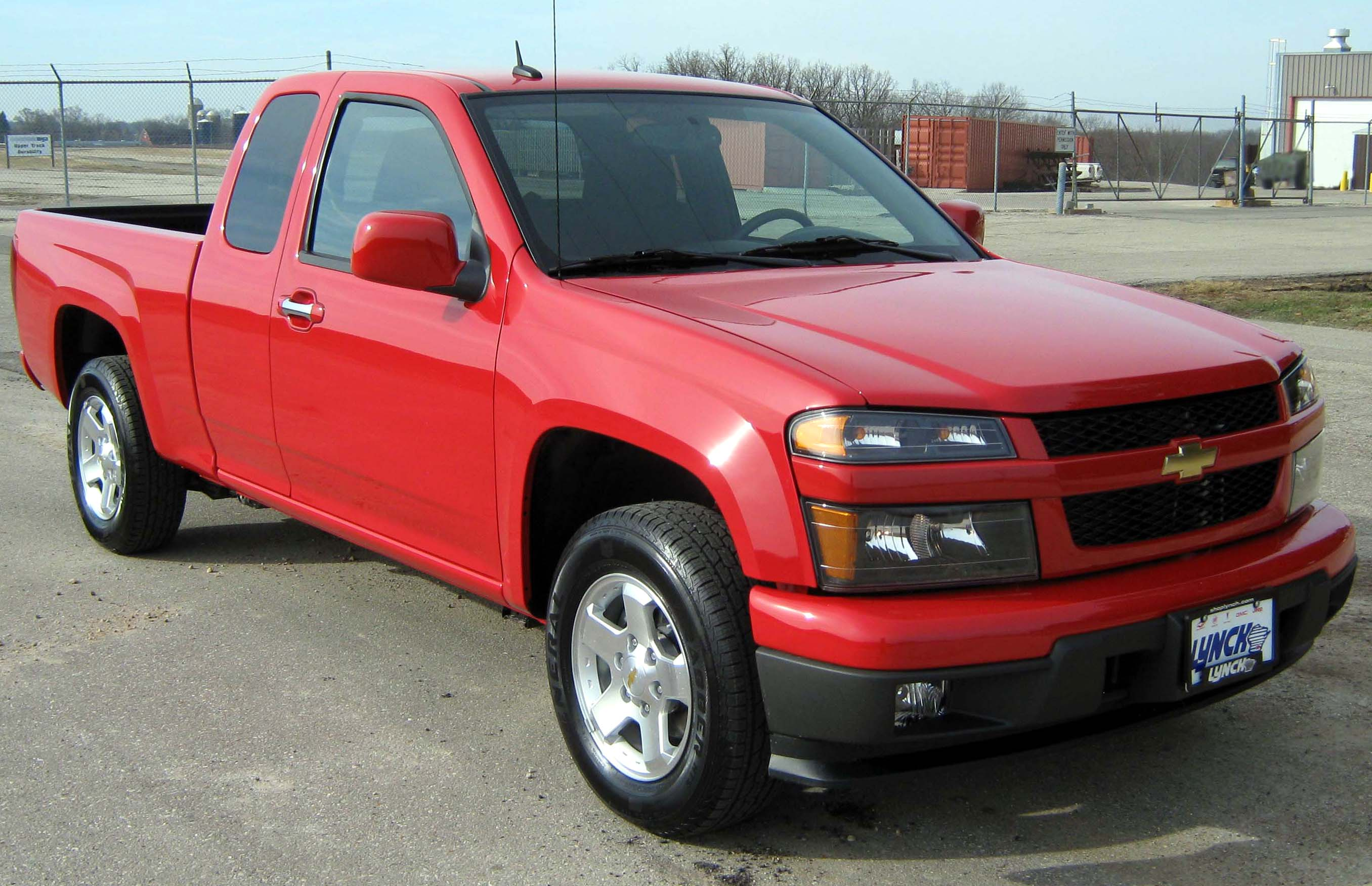 Chevrolet Colorado #32