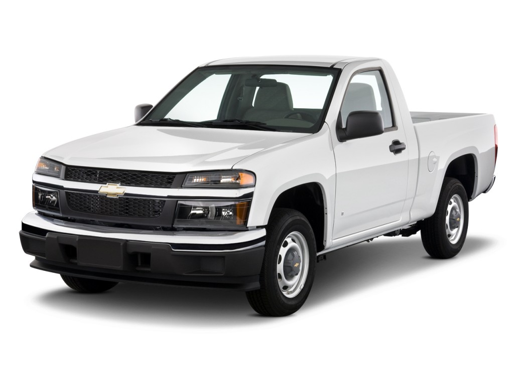 Chevrolet Colorado Work Truck #2