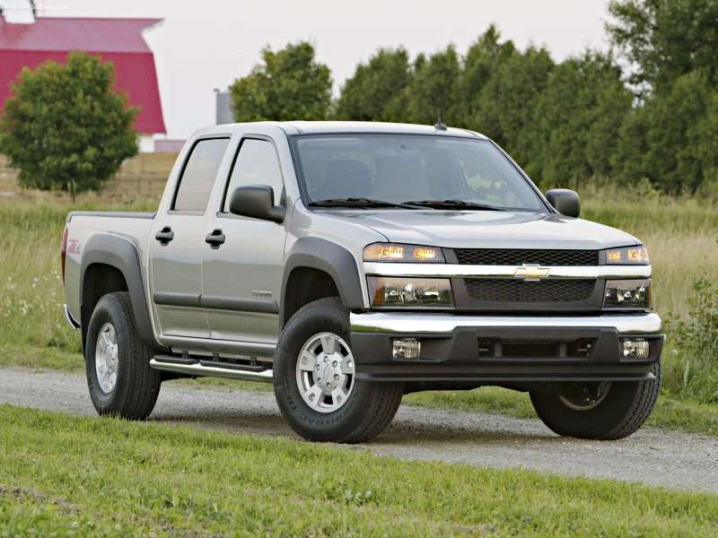 Chevrolet Colorado Z85 LS #28