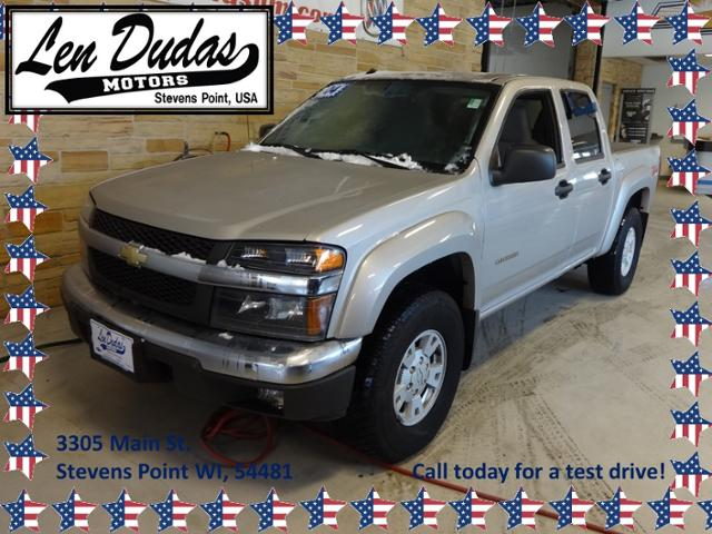 Chevrolet Colorado Z85 LS Base #6