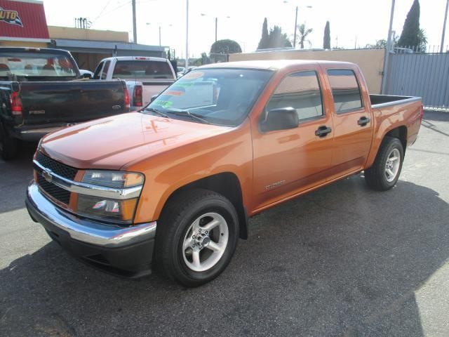 Chevrolet Colorado ZQ8 LS Base #10