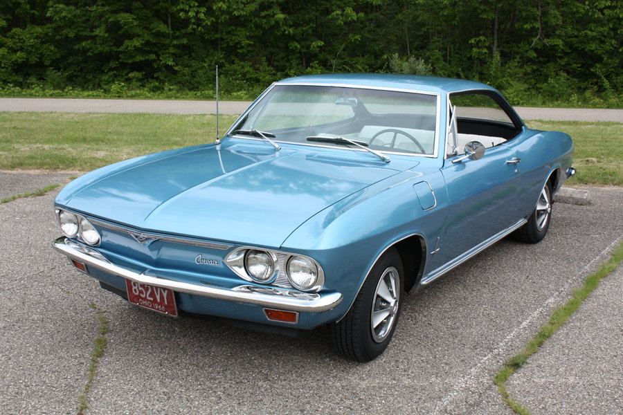 1966 Chevrolet Corvair  Information and photos  MOMENTcar