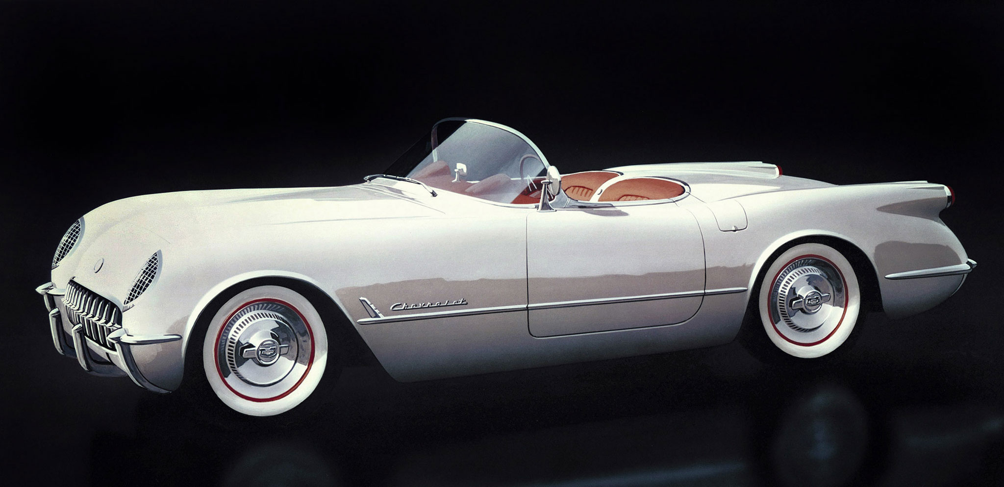 1953 Chevrolet Corvette Information And Photos Momentcar
