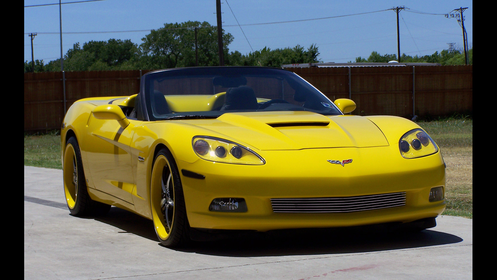 2007 Chevrolet Corvette Information And Photos MOMENTcar