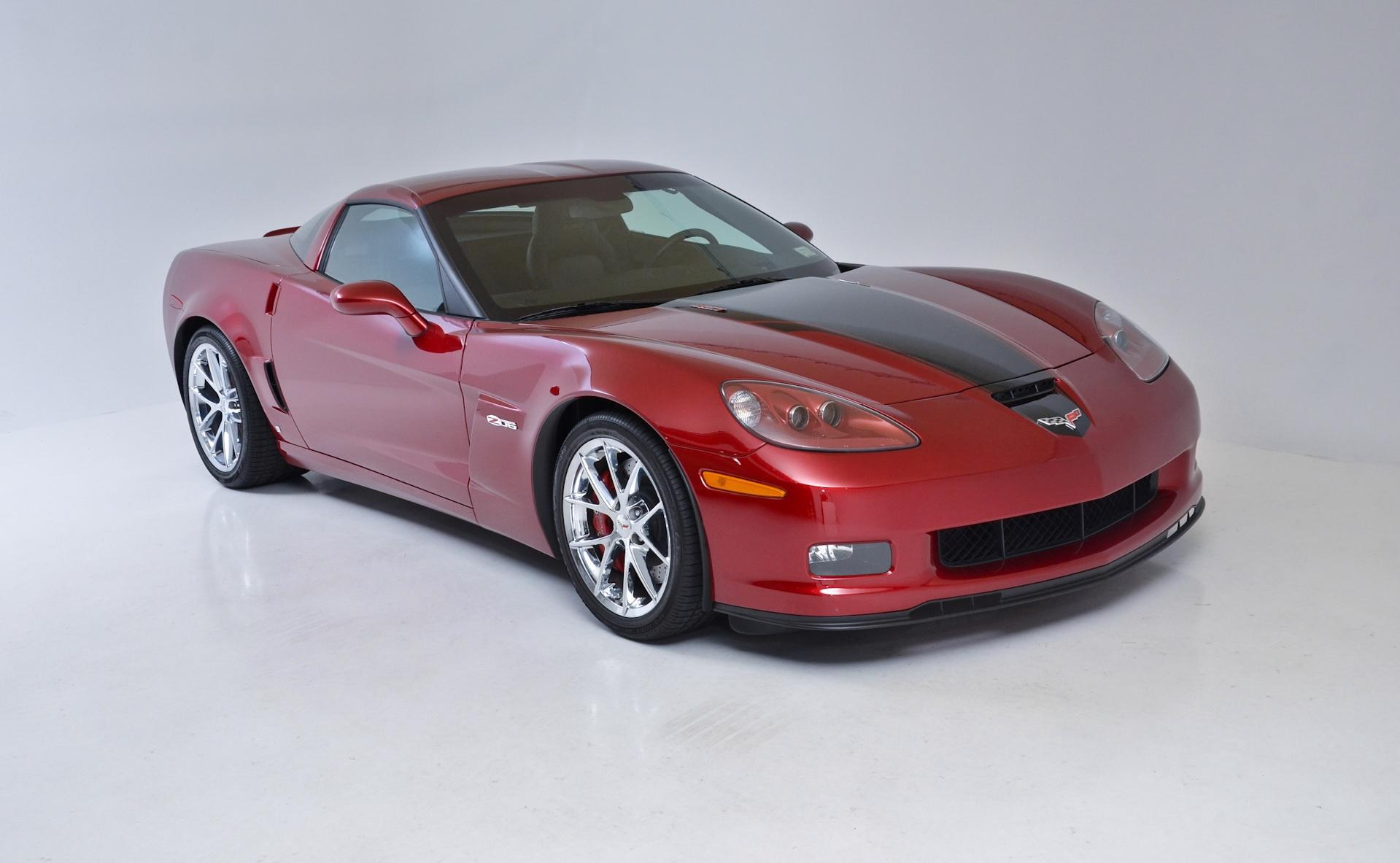 Chevrolet Corvette 427 Limited Edition Z06 #24