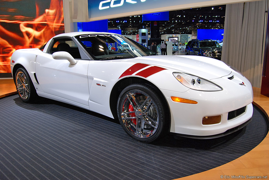 Chevrolet Corvette Ron Fellows Edition Z06 #21