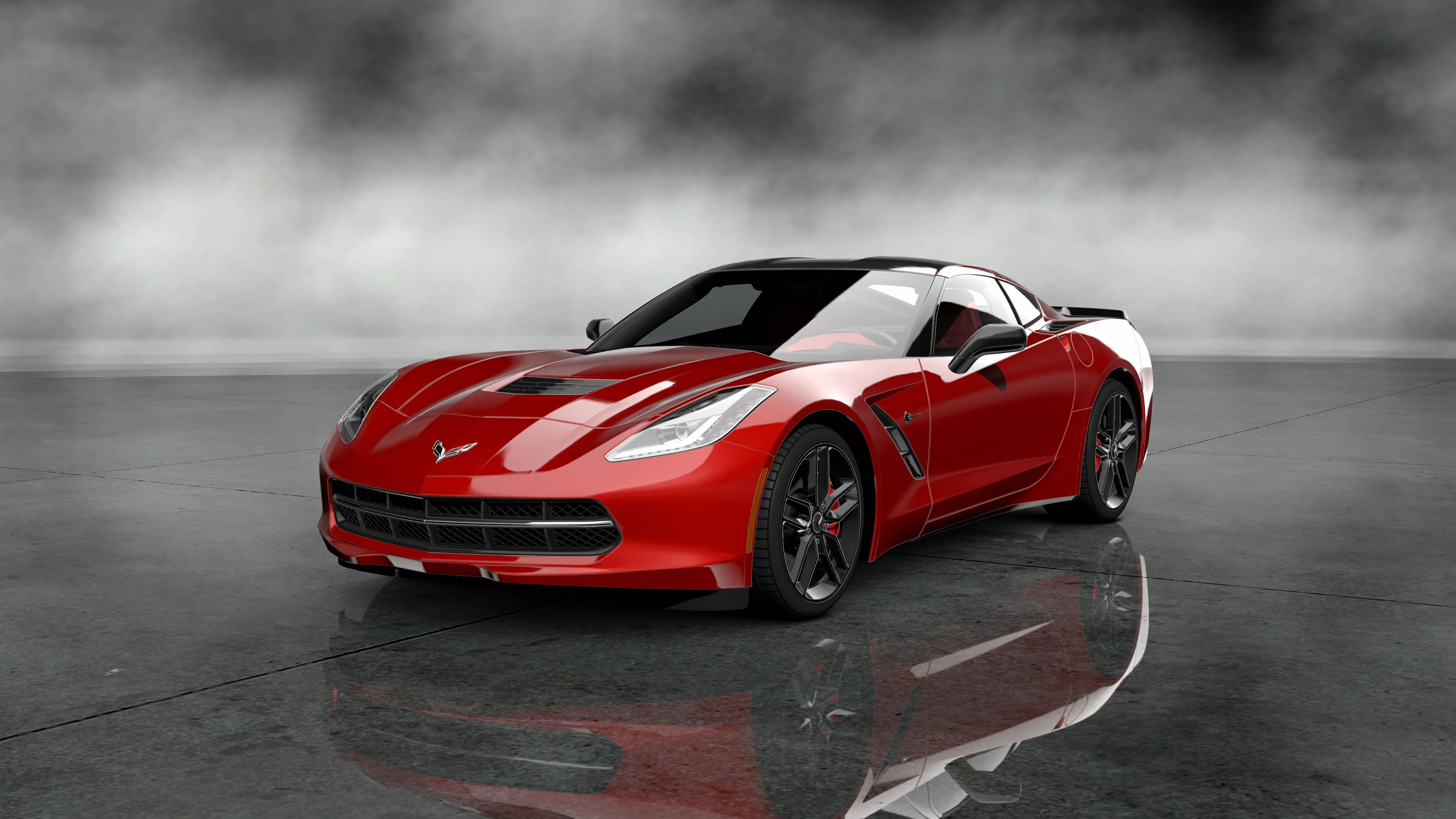 Chevrolet corvette stingray 2014 12