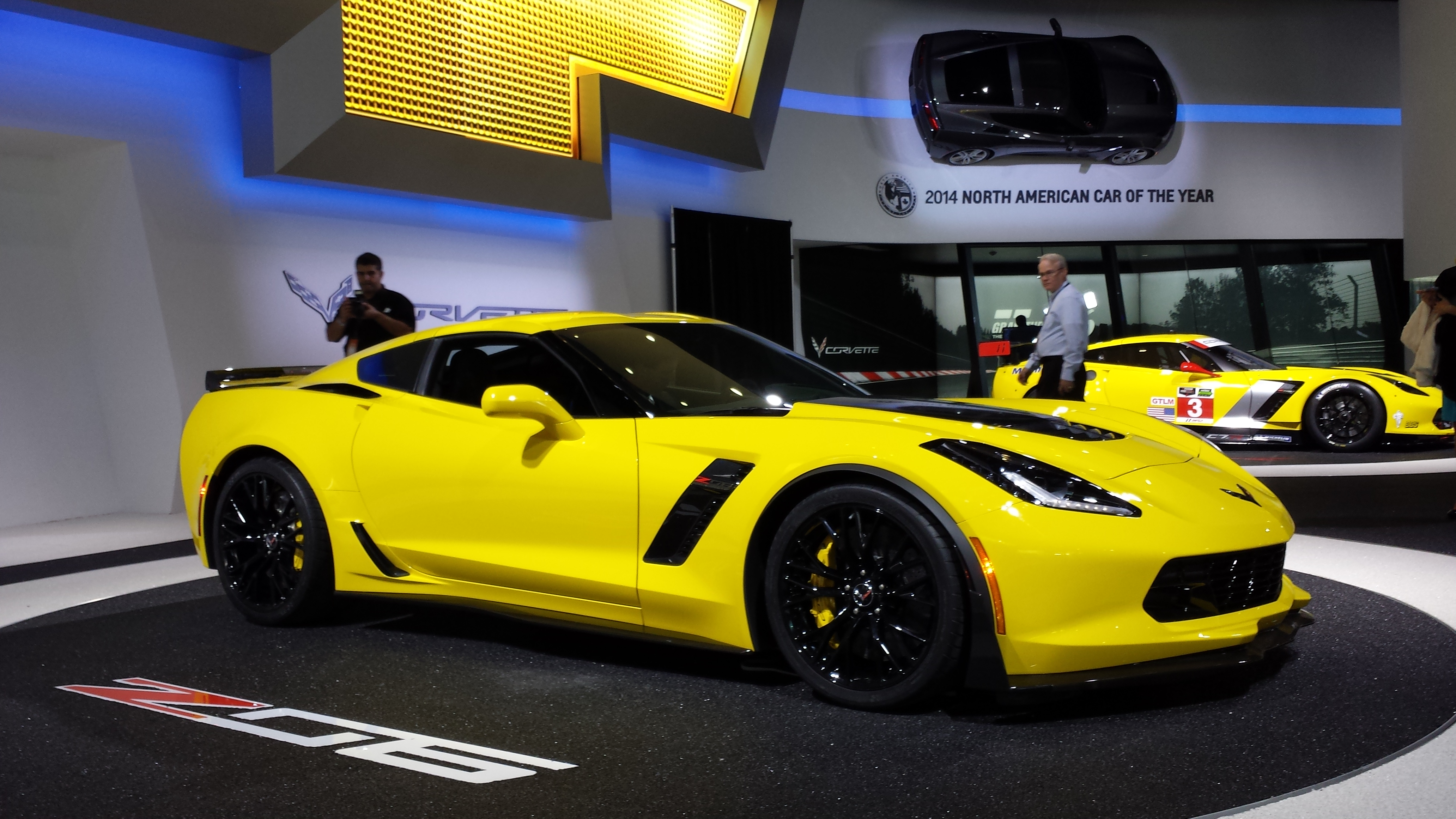 Chevrolet Corvette Stingray 2015 #3