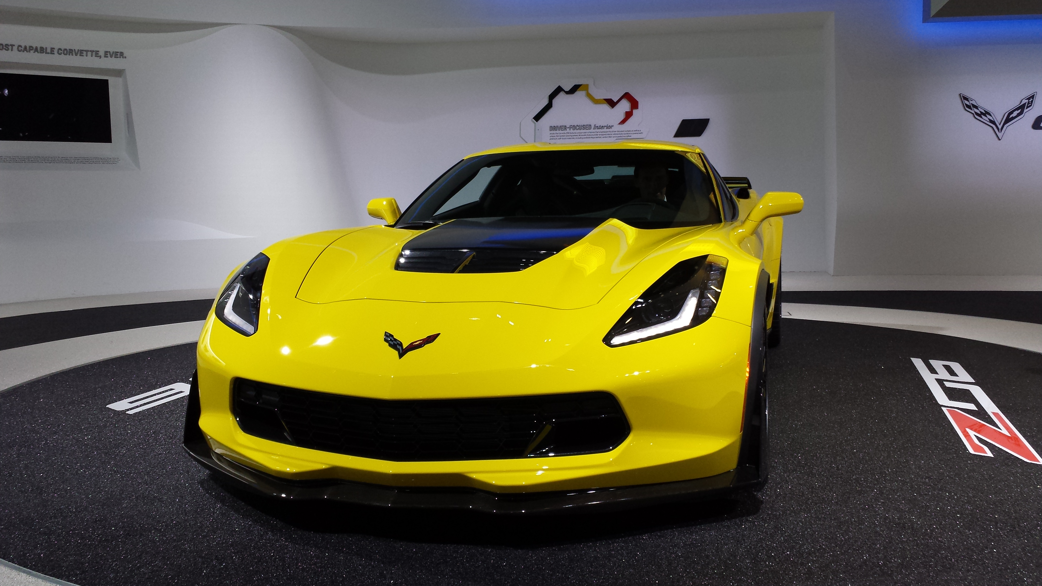 Chevrolet Corvette Stingray 2015 #12
