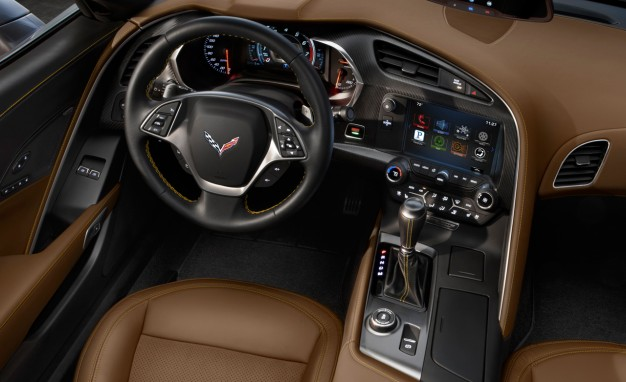 Chevrolet Corvette Stingray 2015 #13