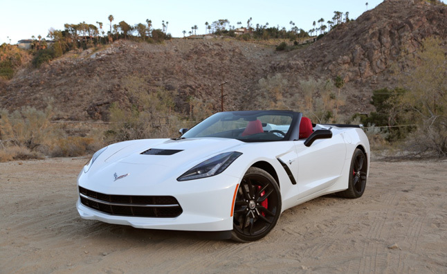 Chevrolet Corvette Stingray 2015 #15