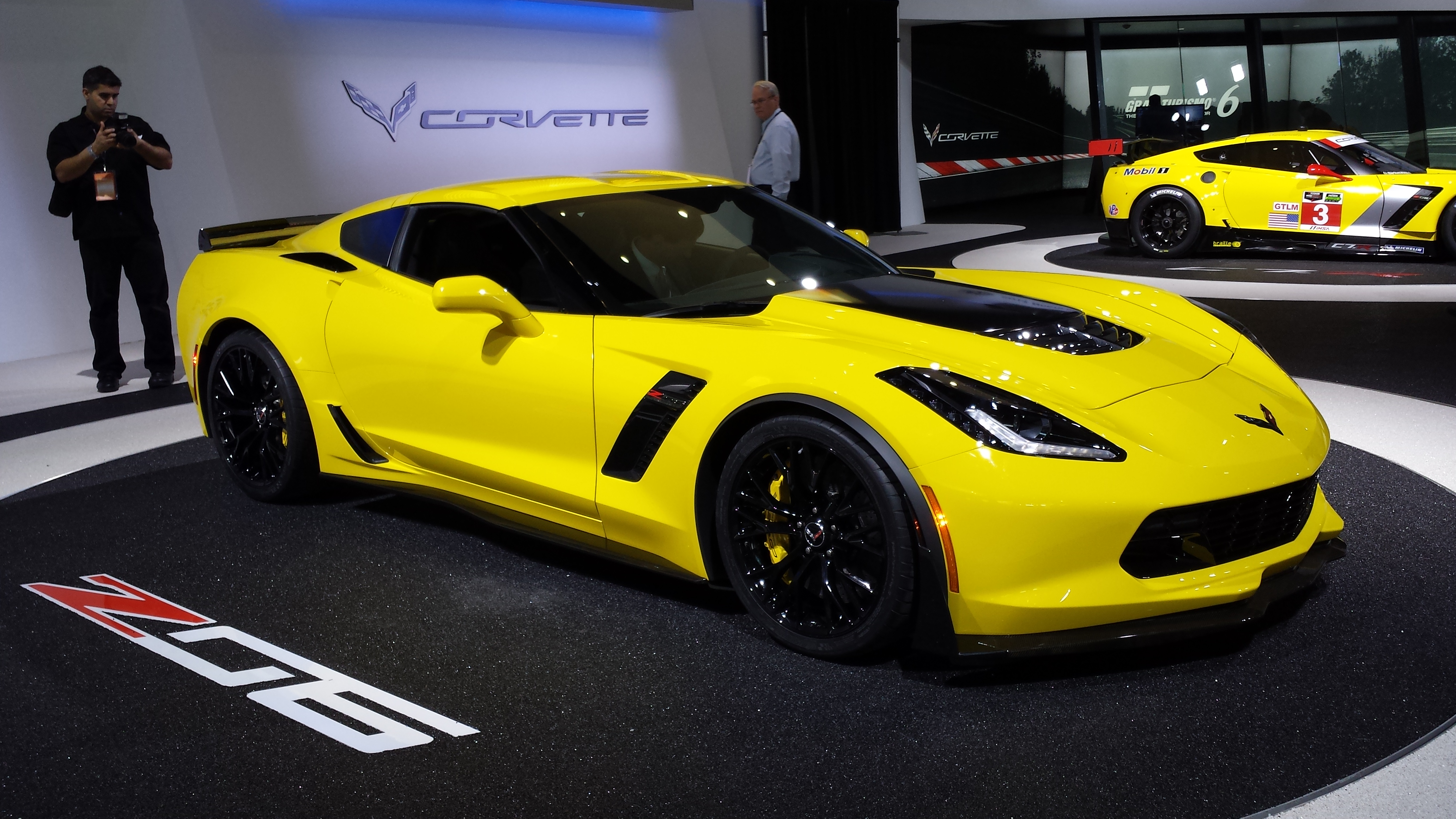 Chevrolet Corvette Stingray 2015 #6