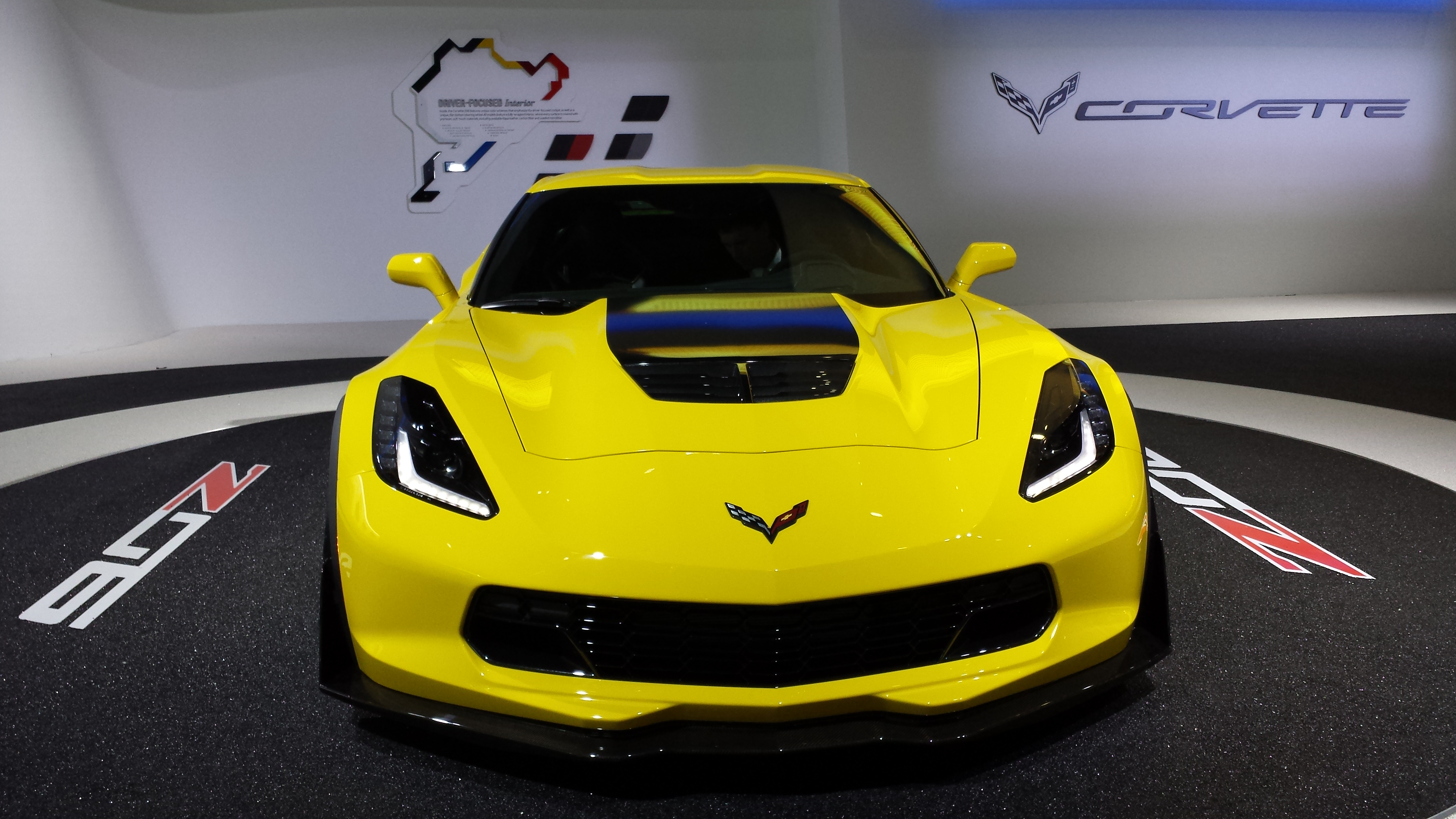 Chevrolet Corvette Stingray 2015 #8