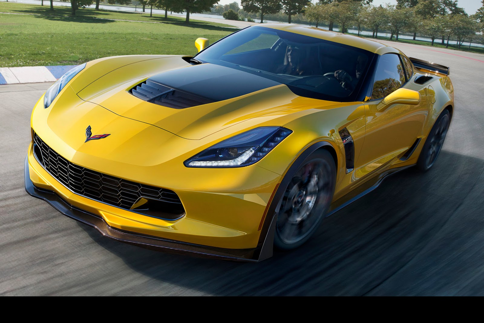 Chevrolet Corvette Stingray 2015 #9