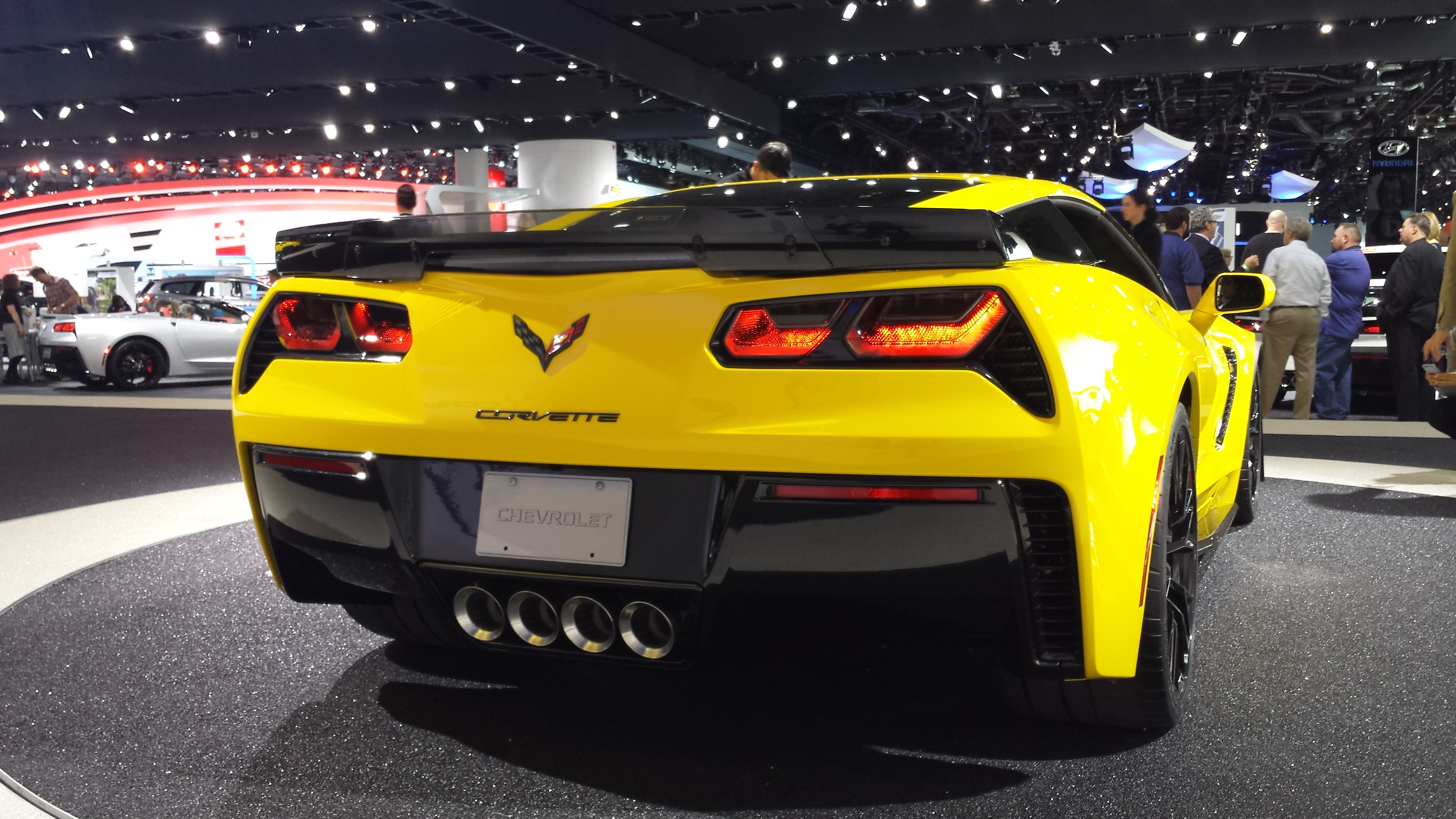 Chevrolet Corvette Stingray 2015 #10